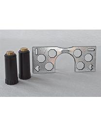 Herbruikbare badbrugvervanger type 02 (75-100-120-150-200-240mm) [prijs per stuk]