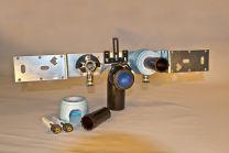 Badbrugset 150 mm. Incl. sifon elleboog [Prijs per stuk]