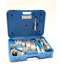 Plooiset in koffer  (16mm. up to 40mm.) [prijs per stuk]