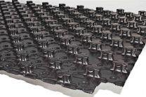 Noppenplaat met isolatie 30 mm. (1400x800x30mm) [prijs per m²]